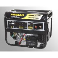 Бензиновый генератор сварочник Firman SGW230E