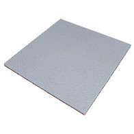 Резиновая плитка 500x500 (толщина 16 мм)