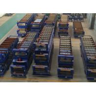 Двойная линия для производства профлиста и металлочерепицы