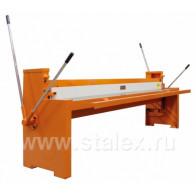 Гильотина STALEX Q01-0.8Х2500