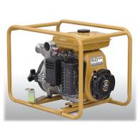 Мотопомпа бензиновая для сильнозагрязненных жидкостей PTG208T